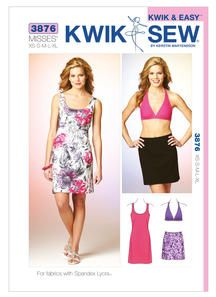 Leotards, Active & Swimwear | Kwik Sew Patterns