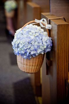 Chatham Bars Inn Beach Wedding from Corinna Raznikov Pantone, Nantucket Wedding, Nantucket Baskets, Flower Girl Basket, Wedding Reception Decorations, Pew Decorations, Wedding Inspiration, Wedding Ideas, Wicker