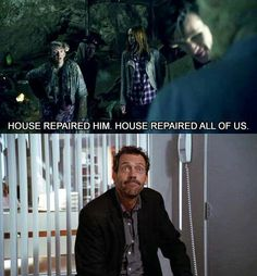 Doctor who and doctor house