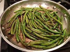 table honey balsamic green beans more honey balsamic table honey ...
