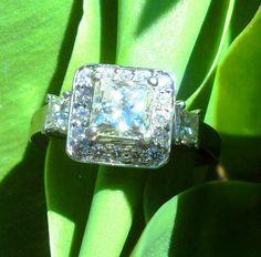 He has amazing taste  My Engagement Ring 4/17/2012 loritta