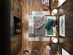 Bedroom Wall Decor Ideas for a classy Bedroom Wood Bedroom, Master Bedroom Design, Interior Design Living Room, Bedroom Designs, Bedroom Ideas, Romantic Bedroom Decor, Wood Interiors, Luxury Homes Interior, Modern