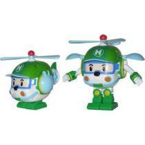 ROBOCAR VÉHICULE TRANSFORMABLE HELI Babies R Us, Toys R Us, Robocar Poli, Luigi, Yoshi, Diy, Fictional Characters, Toys, Bricolage
