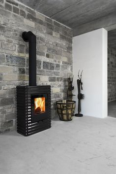 NOX from Michal Stasko Stove, Home Appliances, Wood, Design, Fire Places, Homes, House Appliances, Range, Woodwind Instrument