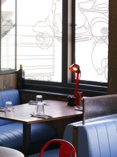 Jamie's Italian - Guildford | Jamie Oliver's restaurant designed by Stiff and Trevillion Architects