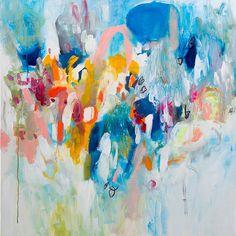 Gran arte pintura impresión GICLEE pintura gran pared por DUEALBERI