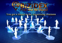 At BiZiDEX we are not only making business! We meet a new friends from all over the world. BiZiDEX is the most effective advertising online, Join us today.