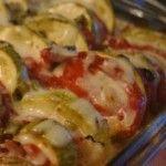 Fırında Kabak Dizme Tarifi  http://www.pratik-yemektarifleri.com/firinda-kabak.php