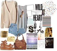 """""""Can it be summer yet?"""" by heavenlyheather on Polyvore"""