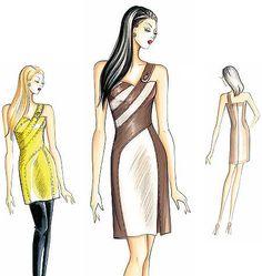 Marfy Dress F2798
