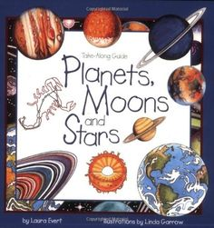 Books about the moon for kids of all ages