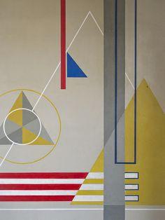 Bauhaus Abstract #11