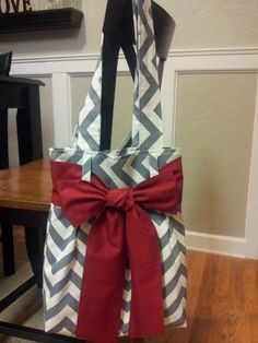 Chevron purse by Generations Designs. For Khris