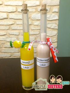 Take 2 & kids bar liqueur - Eric - Best Smoothie Recipes Smoothie Popsicles, Smoothie Drinks, Smoothie Recipes, Gin Fizz, Homemade Liquor, Homemade Gifts, Smoothies For Kids, Healthy Smoothies, Kombucha