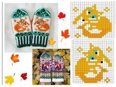 lovely fox patterns