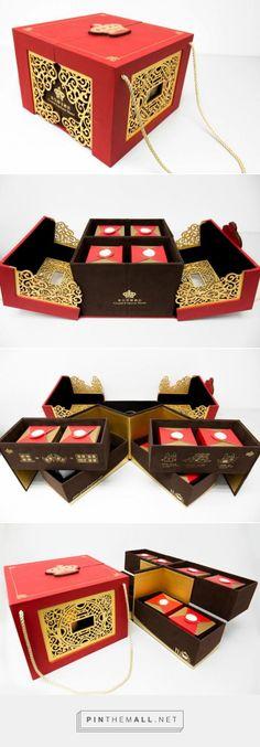 投稿 │ 2014 年英皇娛樂酒店月餅盒包裝 | MyDesy 淘靈感 - created via http://pinthemall.net