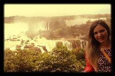 Foz do Iguaçu é uma ótima escolha para quem está precisando renovar as energias. Foi caso de amor à primeira vista: as cataratas entraram para a nossa lista de lugares preferidos logo no primeiro olhar. Uma dica: você vai se molhar se quiser passar na passarela. As capas de chuva podem parecer exagero, mas não são. Ótima pedida para se refrescar. www.nabagagem.net