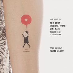 LOVE THE POSTER - Tattly Gift Fair