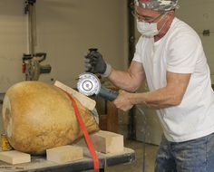 Gourds- you absolutely must visit this site. These guys are award winning carvers.