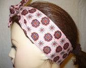 Dolly Bow, Headband.   Please visit my online store for more accessories!