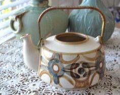 Danish Søholm  Teapot Mid-Century Modern  by VintageJoyBistro