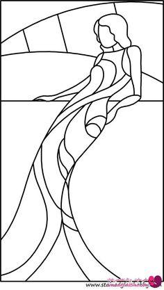نقشه ها و مدلها ... (طرح های خام برای ویترای و هنرهای دستی) - صفحه 79