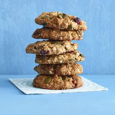 Hearty Oat Cookies