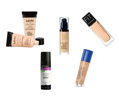 FIVE FOUNDATIONS UNDER R200.00