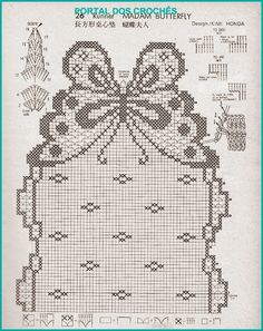 This Pin was discovered by davru / Photo # 30 - Everything for the house - 2 - Filet Crochet Charts, Crochet Motifs, Crochet Doilies, Crochet Stitches, Crochet Table Runner, Crochet Tablecloth, Doily Patterns, Crochet Patterns, Crochet Home