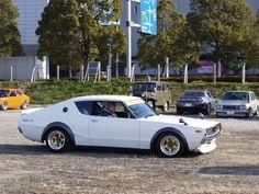 Nissan Skyline KGC110
