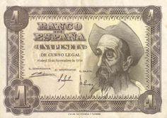 Don Quijote. 1 peseta