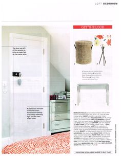 Recent feature of one of our conversions in a UK home style magazine; Right 2 http://www.atticdesigns.co.uk/