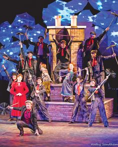 The Magical Babysitter is Back in Mary Poppins at Beck Center Mary Poppins Theatre, Mary Poppins Broadway, Mary Poppins Musical, Mary Poppins Costume, Mary Poppins Characters, James And Giant Peach, Alex And Ani Disney, Jane And Michael, Broadway Costumes