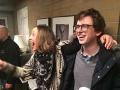 Vera Farmiga and Freddie Highmore who played Norma and Norman in Bates Motel