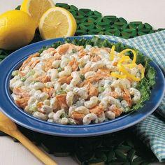 Alaska Salmon Macaroni Salad
