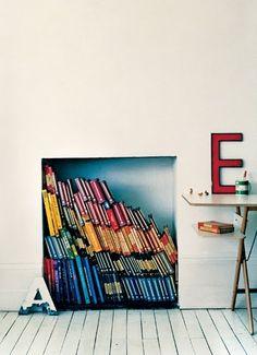 books in the nook
