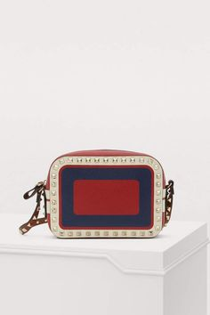Buy Valentino Valentino Gavarani Camera crossbody bag online on 24 Sèvres. Shop the latest trends - Express delivery & free returns Valentino Purse, Valentino Clothing, Valentino Rockstud, Jimmy Choo Romy, Ugly To Pretty, Designer Handbags On Sale, Bago, Online Bags, Totes