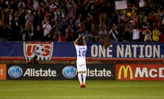 "Landon Donovan, one of the San Diego group's investors, stands behind the decision to crowdsource the team name. (Mike Lawrie/Getty Images)  ""Hey, do you guys know what time the game starts tonight?"" ""7 o'clock. Who are they playing again?"" ""Footy McFooty Face."" That's a hypothetical...  http://usa.swengen.com/footy-mcfooty-face-on-track-to-win-fan-vote-to-name-potential-san-diego-mls-team/"