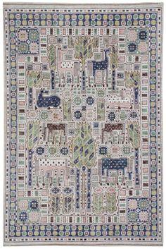 Scandinavian rug, Mansour