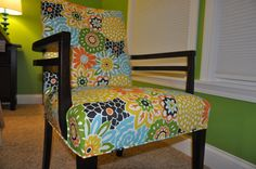 Craft room chair
