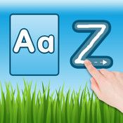 Letter Quiz - Learn ABCs, write alphabet tracing, teach letters flashcards with learning games for kids