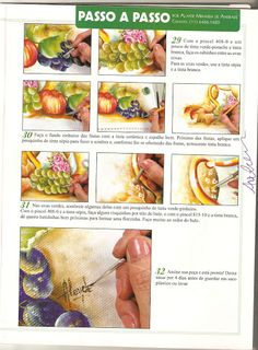 PINTURA EM TECIDO - ARILCE - Álbuns da web do Picasa
