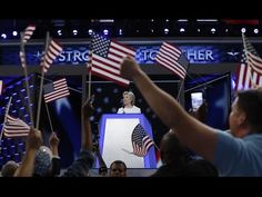 """""""No, Donald, you don't.""""  Watch Hillary Clinton's full speech at the 2016 Democratic National Conv..."""