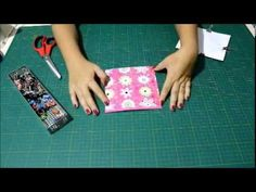 DIY - Passo a Passo Lancheira Térmica - YouTube Fabric Bags, Couture, Patches, Glow, Diy, Sewing Ideas, Videos, Lunch Box Cooler, Scrappy Quilts