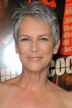 Short Hairstyles for Grey Hair - Greying hair can be just as stylish as colored locks, but it's all about a flattering cut. Try the best short hairstyles for grey hair, both age appropriate and trendy. Hair Styles For Women Over 50, Short Hair Cuts For Women, Short Hairstyles For Women, Medium Hair Styles, Short Hair Styles, Short Haircuts, Grey Haircuts, Short Grey Hair, Short Hair With Layers