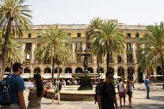 Barcelona - Placa Reial