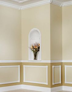 wall trim ideas decorative molding ideas for your home home and family living - Decorative Wall Molding Designs