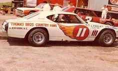 Sam Ard 69 Chevelle NASCAR LMS
