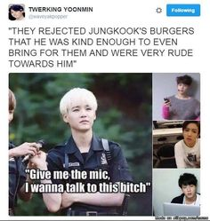 feel so bad for him #jungkook #bts  Yeah I really hated those people with a passion and when I think about it I get upset :(