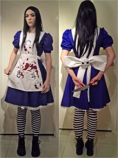 Alice Madness Returns cosplay (almost complete)~ by Izzybella4 on deviantART